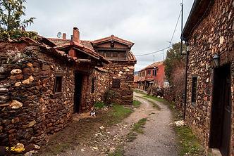Pueblos negros-Segovia