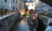 Casa d a moneda junto al río Eresma