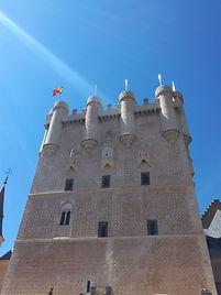 Torre de Juan II. Guía de turismo en segovia