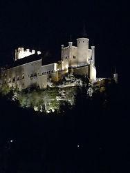 Alcazar de Segovia por la noche