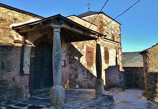 Los pueblos Amarillos-Segova