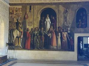 Proclamacion de Isabel la Catolica. CONOCE SEGOVIA
