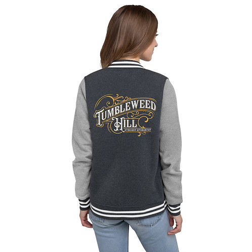 Ladies' Letterman Jacket