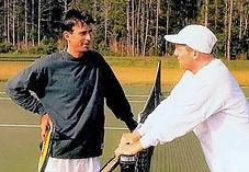 jim courier lorenzo beltrame tennis