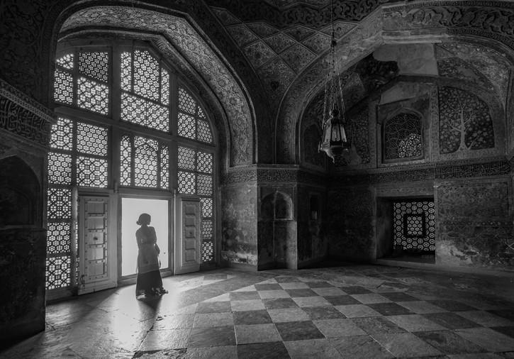 Sikandra, Agra, India