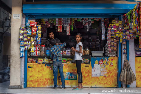 The Kirana Shop