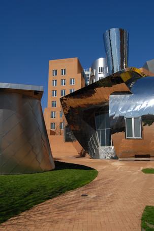 Ray and Maria Stata Centre, MIT, Boston