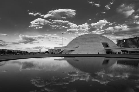 Museu Nacional da Republica, Brasilia