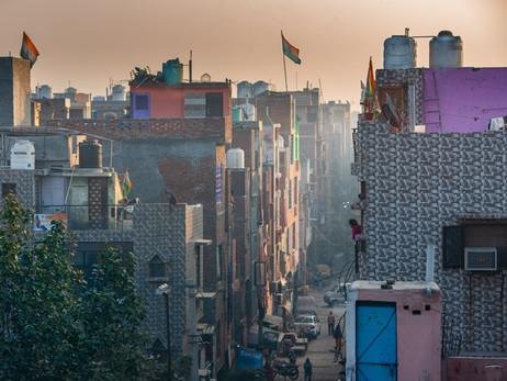JJ Colony, Khadar, New Delhi