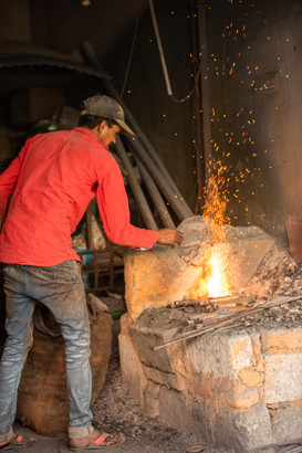 Metal forger, Bangalore