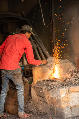 Metal forger, Bangalore