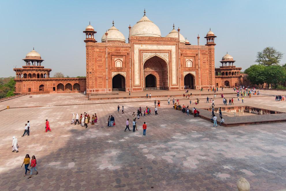 Mehman Khana, Taj Mahal, Agra