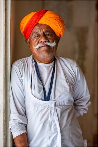 Caretaker, Mehrangarh fort, Jodhpur