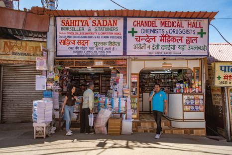 Chemists, Lower Bazaar, Shimla