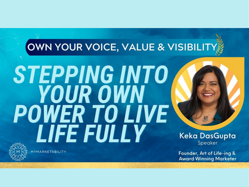 How to live life on purpose | Step into your own power