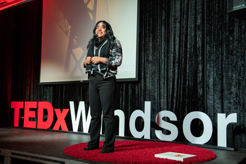 Catch Keka's TEDx talk about the unexpected side effect of gifting gratitude.