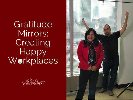 Create Happy Workplaces (Podcast Interview)