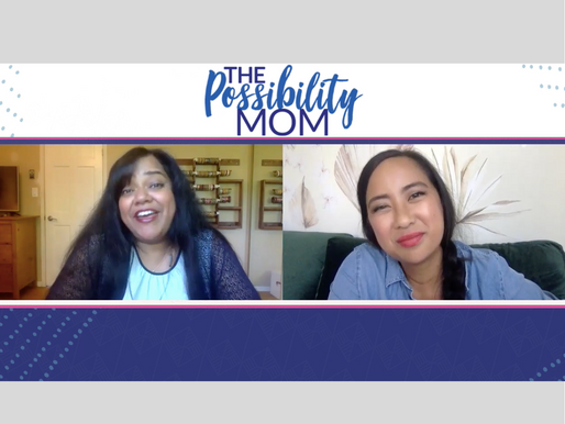 How to know your worth (Keka featured on The Possibility Mom Conference)