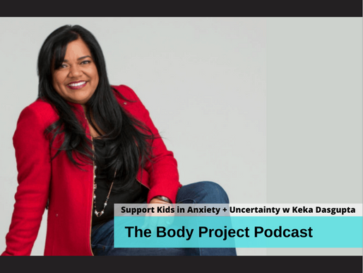 Supporting Kids Through Anxiety and Uncertainty (Podcast Interview)