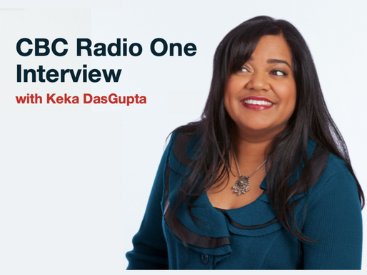 Keka interviewed on CBC Radio One for Pink Shirt Day