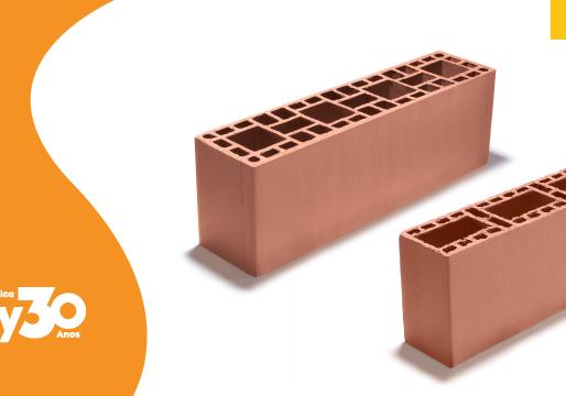 Quantos blocos cerâmicos verticais existem no Brasil?
