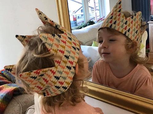 Handmade and Reusable Christmas Cracker Crown