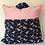 Travel Cushion - Pink Unicorns