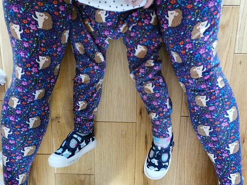 Adult and Child Matching Leggings