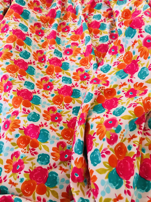 Field of Flowers - Fabric Option for Clothing