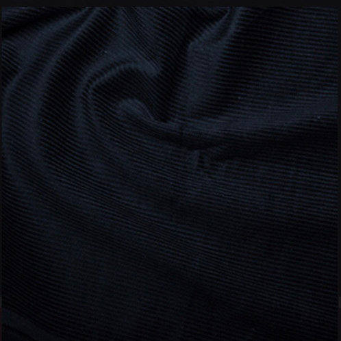 Navy Corduroy - Fabric Option for Clothing