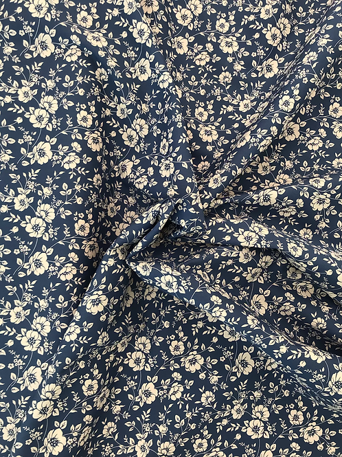 Copen Ivory Floral - Fabric Option for Clothing