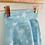 Thumbnail: Harem Trousers - Blue Striped Stars