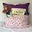 Travel Cushions - Purple Ballerina