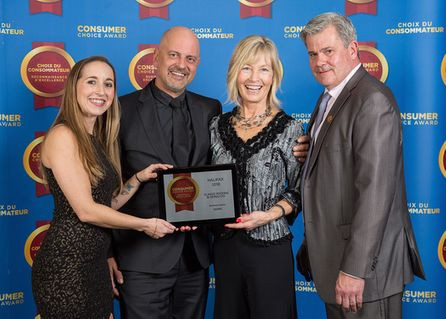 Consumer Choice Award 2019