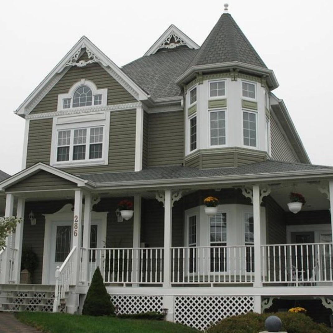 Vinyl Siding, Trim &  Moulding