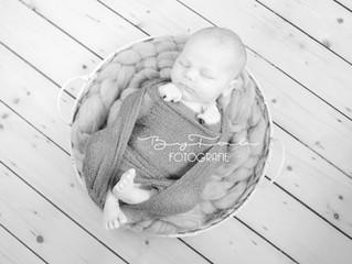 Newborn Fotoshoot van Landgraaf  (limburg) naar Duitsland