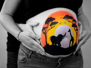 Hoe ik begonnen ben als bellypainter