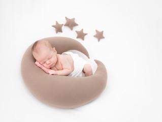 De reden waarom ik newbornfoto's wilde gaan maken