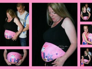 Bellypaint in Brunssum (Facebook winnaar)