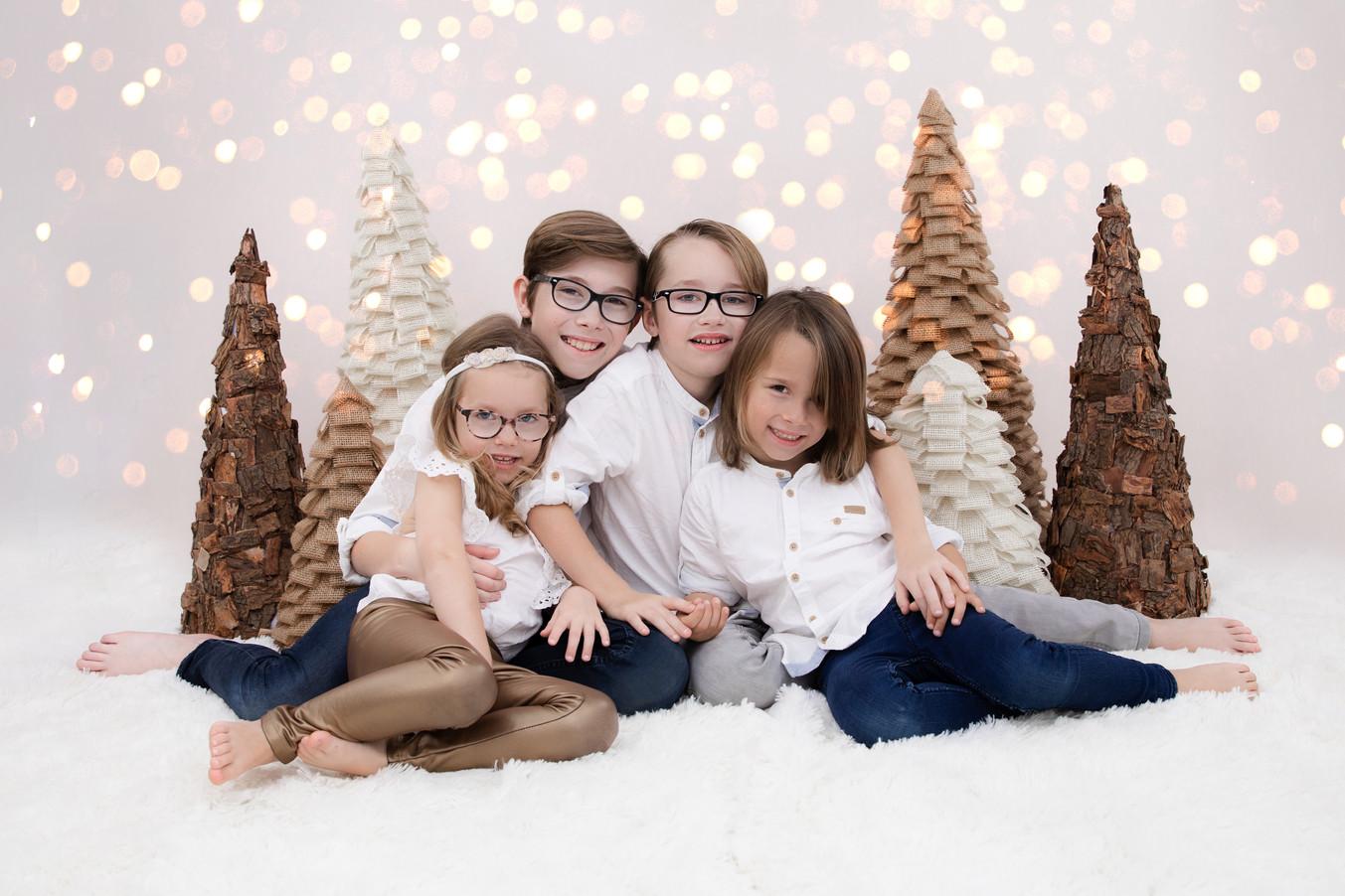 Kerstshoot