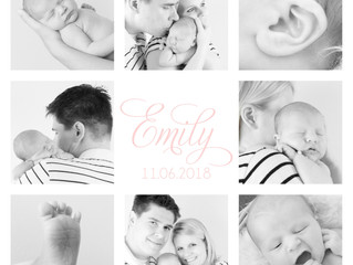Newbornshoot Emily Sittard