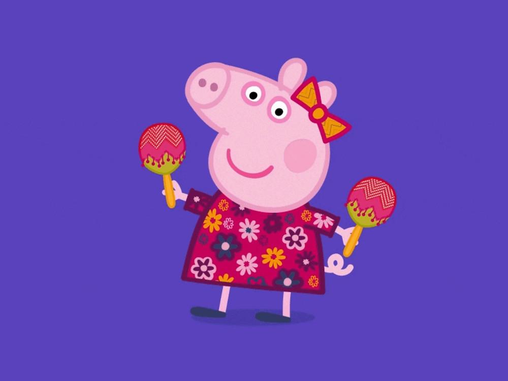 juegos y juguetes Peppa Pig