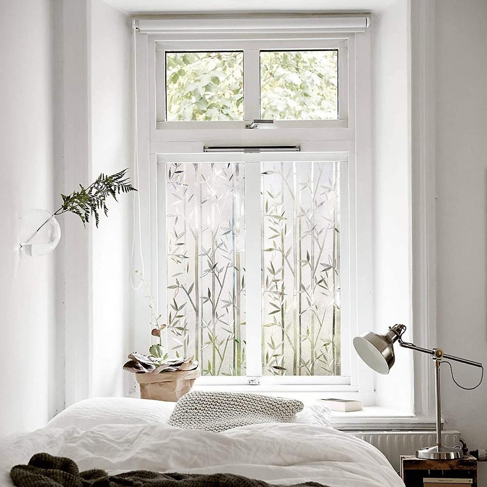 Vinilo decorativo para ventana