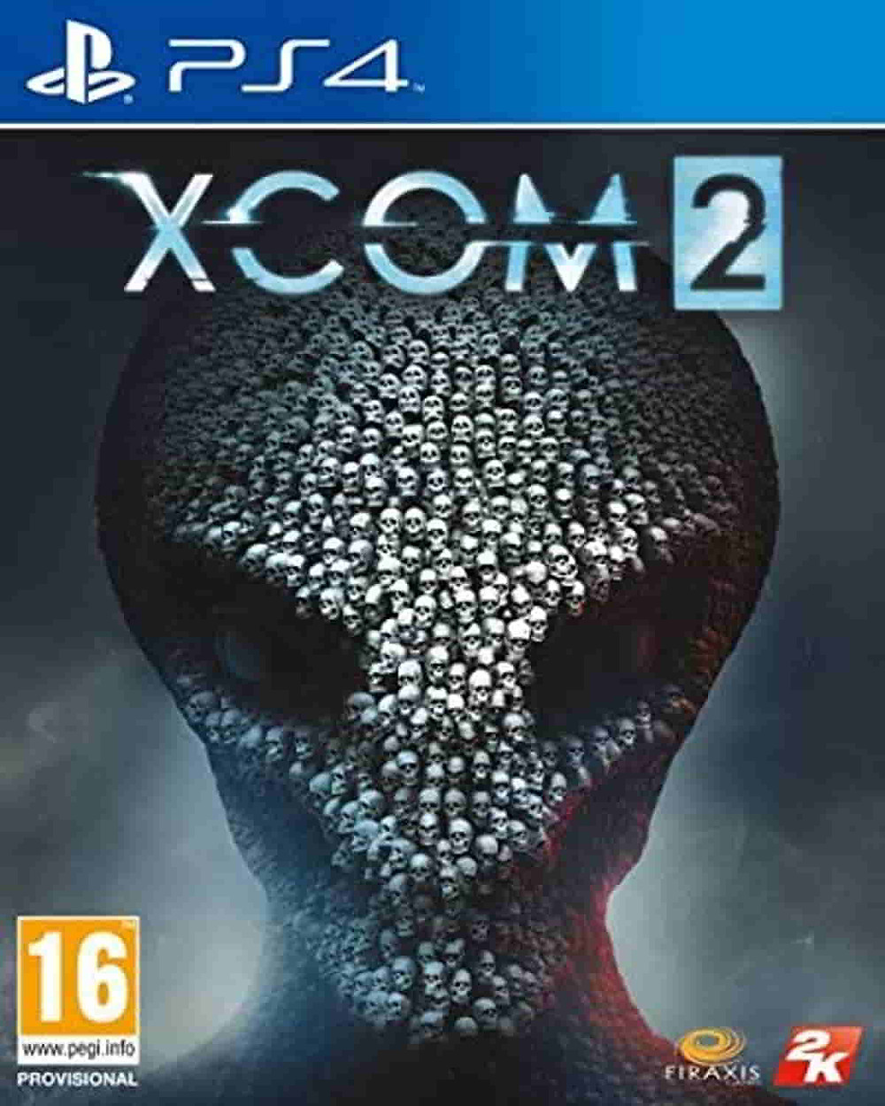 Juegos estrategia PS4 Xcom 2: War of the Chosen