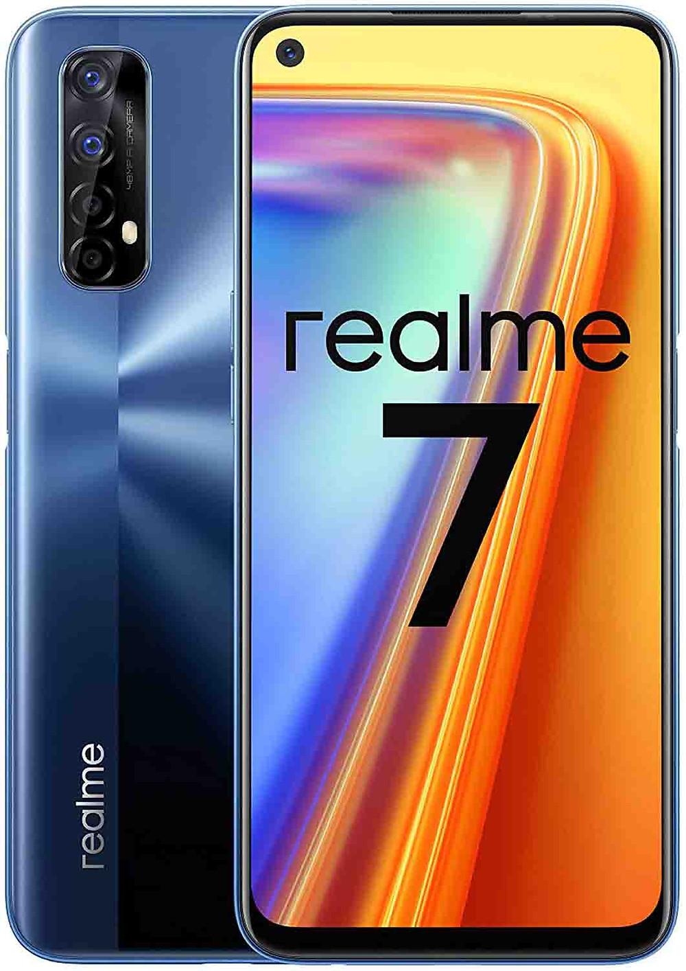 Realme 7 guía teléfonos móviles