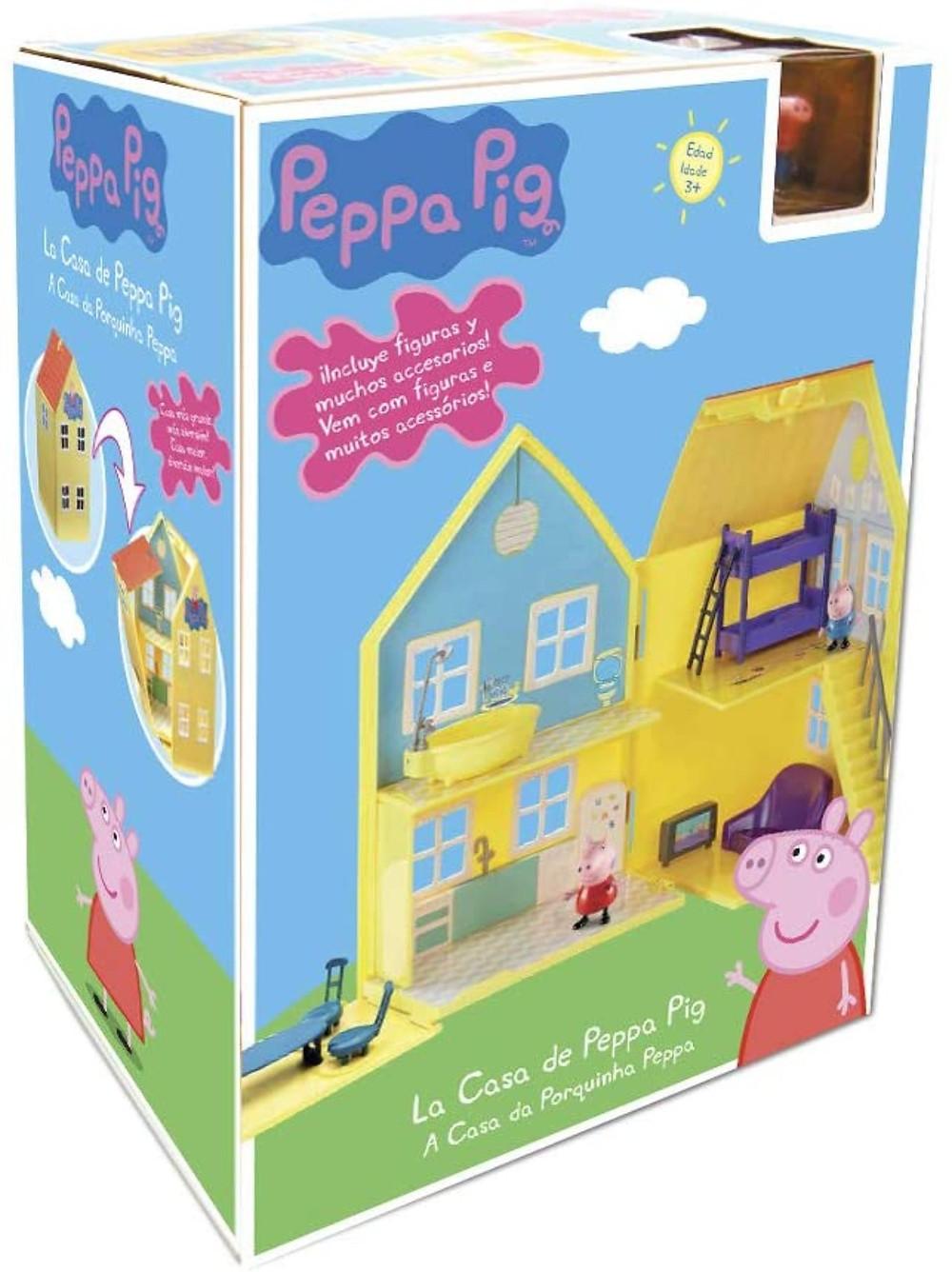 La casa de Peppa Pig
