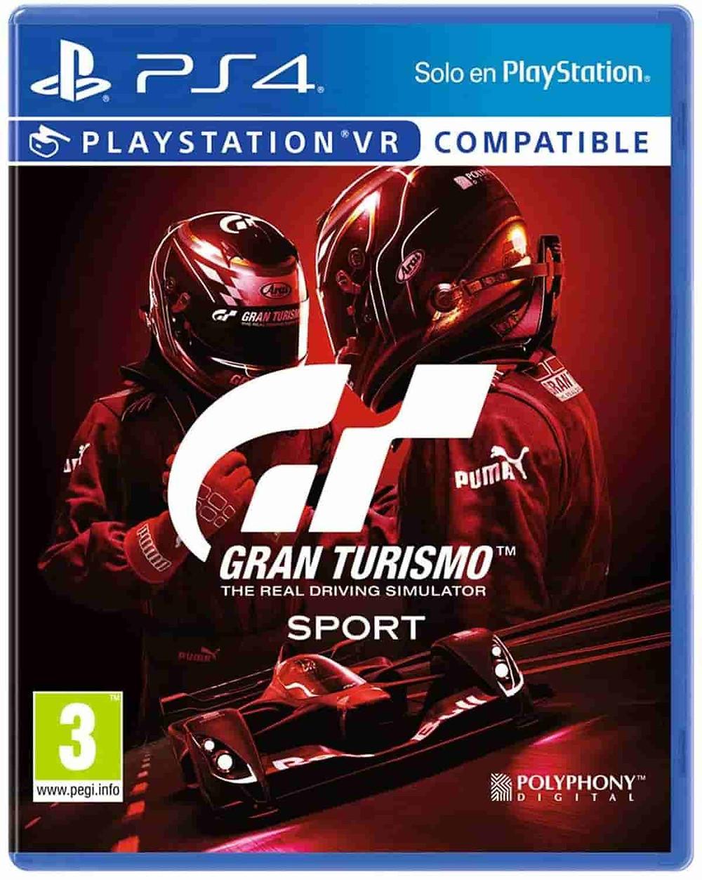 Juego imprescindible ps4: Gran Turismo Sport Spec II