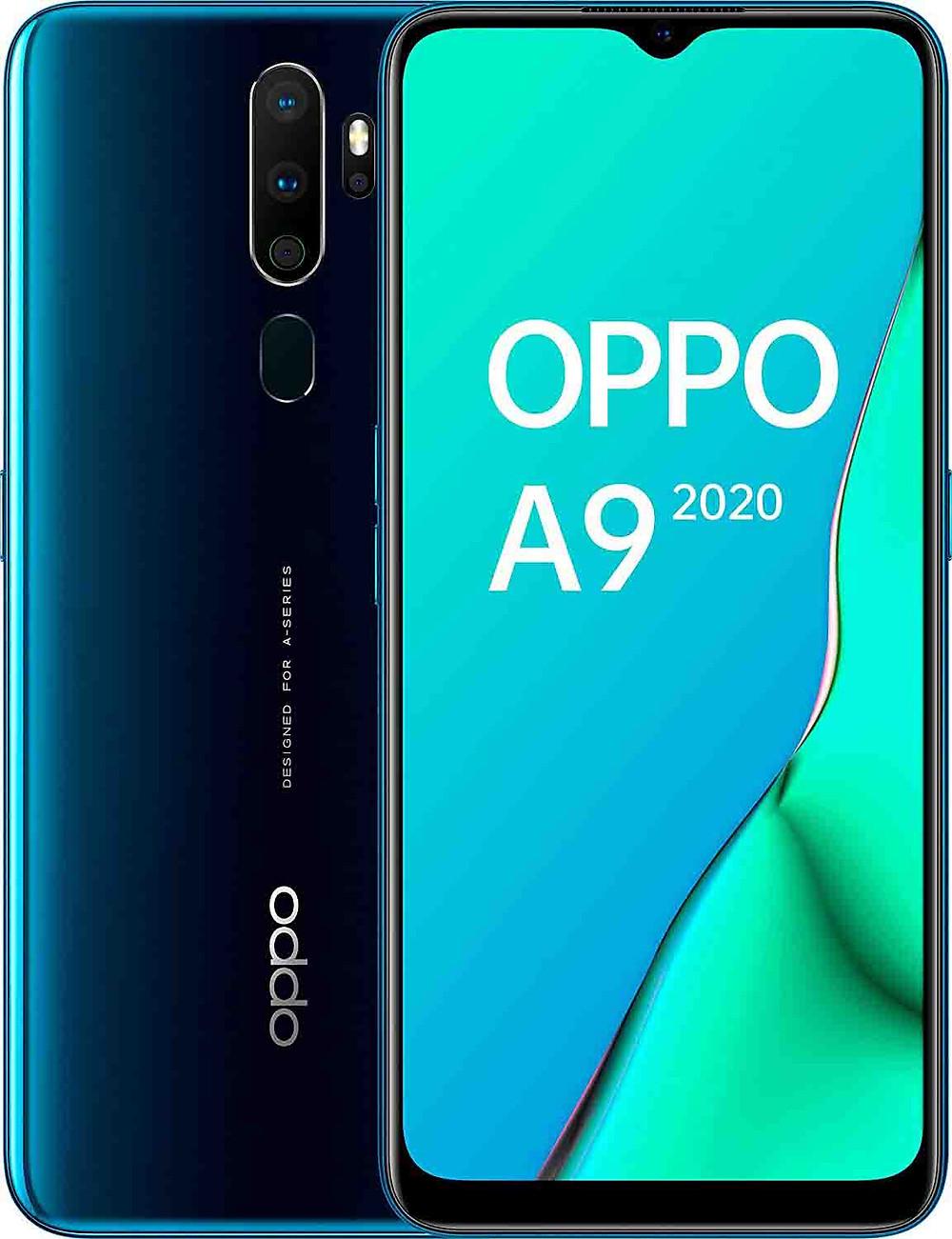 Teléfono Oppo A9