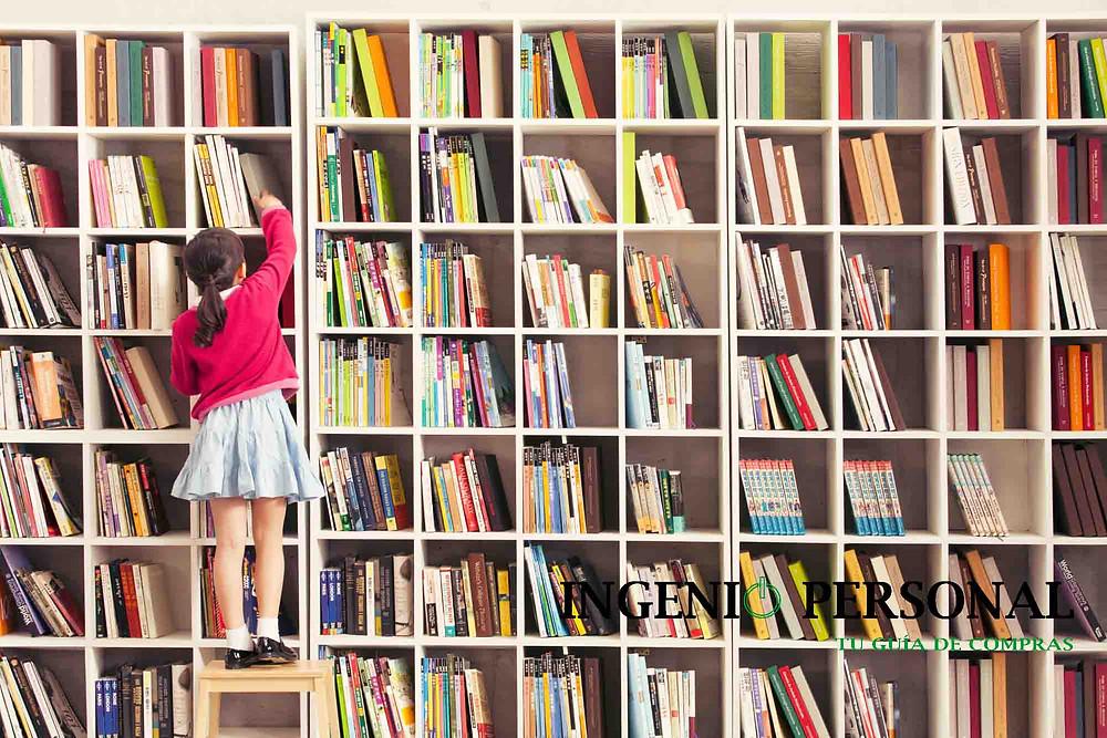 Librerías infantiles: ideas para organizar los libros de los niños