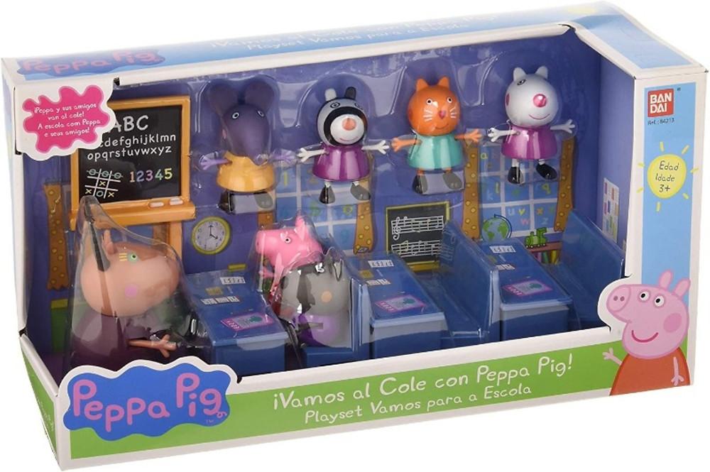 Figuras de Peppa Pig